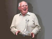 BMEA lifetime achievement award