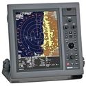 "Koden MDC-5200 series 12.1"" Radar with Chart Overlay"