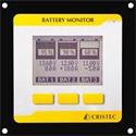 Cristec JBNUMII CPS3 Digital Battery Monitor