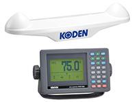 Mantsbrite Introduces the New Koden KGC-222 GPS Compass & Display