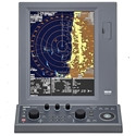 "Koden MDC-5500 15"" Radar with Chart Overlay"